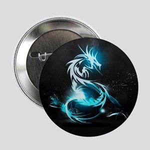 "Glowing Dragon 2.25"" Button (10 pack)"
