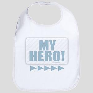 My Hero Bib