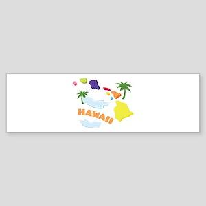 Hawaii Bumper Sticker