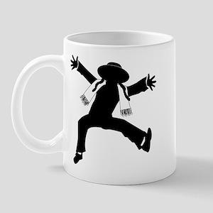 Lucky Jew Logo Mug