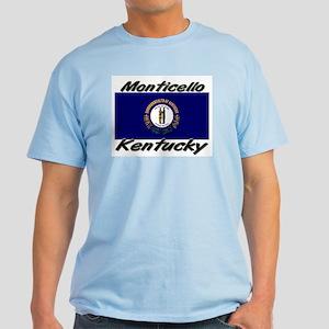 Monticello Kentucky Light T-Shirt
