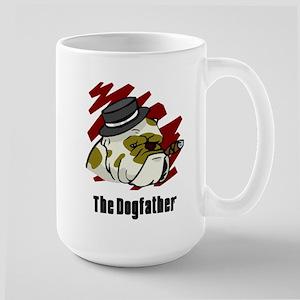 The Dogfather Large Mug