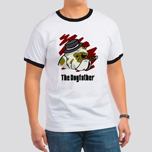 The Dogfather Ringer T