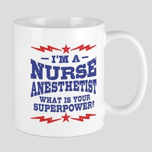 Funny Nurse Anesthetist Mug