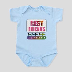 Best Friends Forever Body Suit