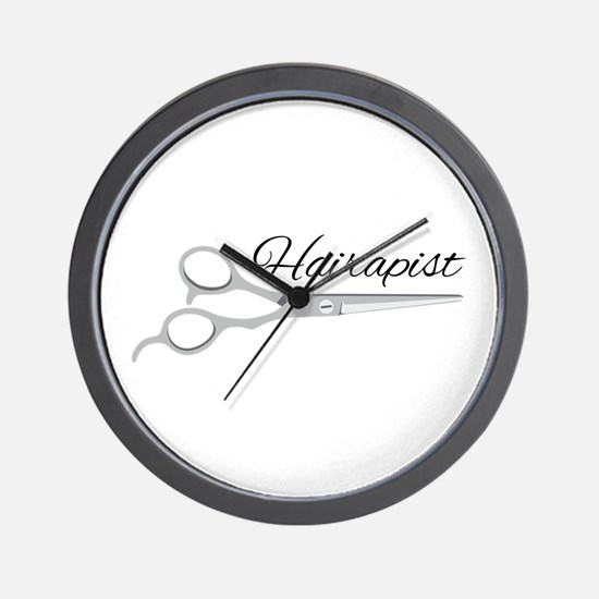 Hairapist Wall Clock