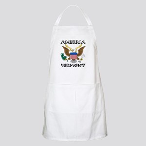 Vermont State Designs Light Apron
