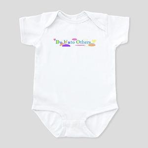 Do Unto Others Infant Bodysuit
