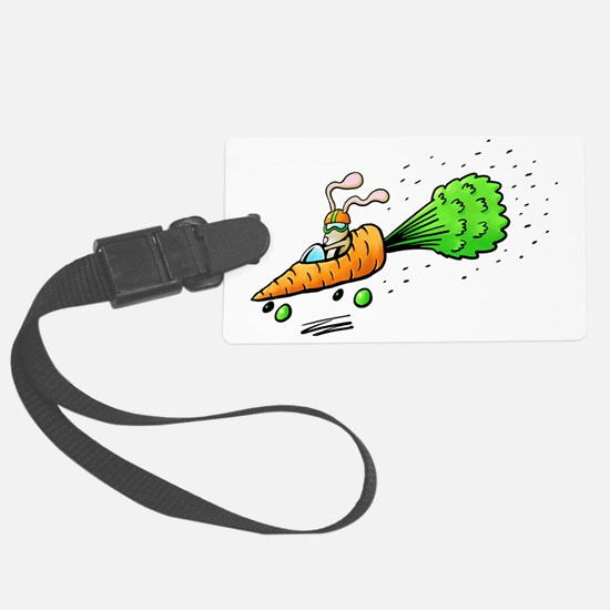Unique Vegetables Luggage Tag