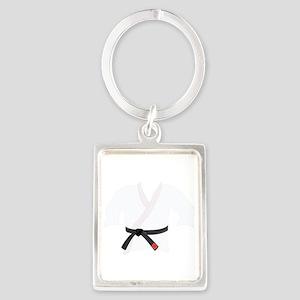 Karate Uniform Keychains