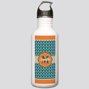 Monogrammed Name Horse Stainless Water Bottle 1.0L
