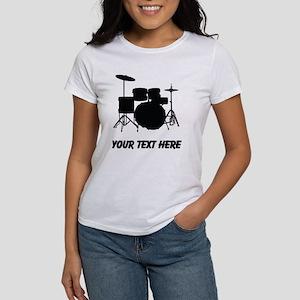 Drum Set (Custom) T-Shirt