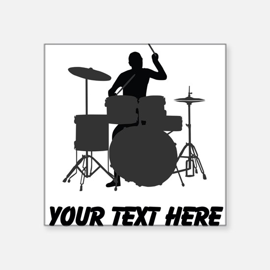 Drummer (Custom) Sticker