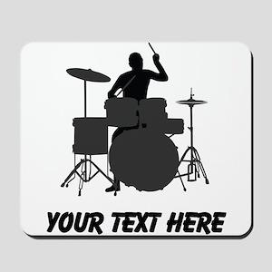 Drummer (Custom) Mousepad