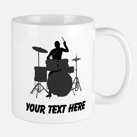 Drummer (Custom) Mugs