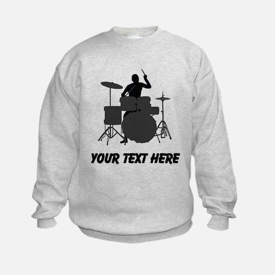 Drummer (Custom) Sweatshirt