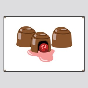 Chocolate Covered Cherries Banner