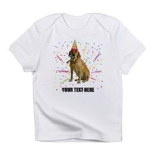 Custom Yellow Lab Infant T-Shirt