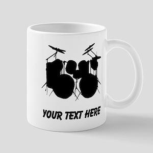 Drum Set (Custom) Mugs