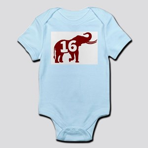 Elephant Sixteen Body Suit