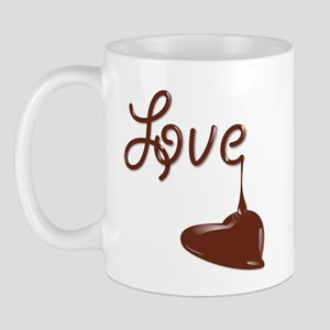 Love Chocolate Mugs