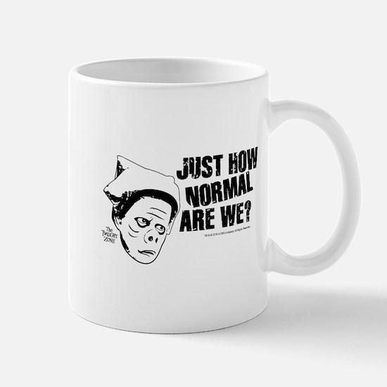 The Twilight Zone: Normal Mug