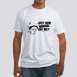 The Twilight Zone: Normal Fitted T-Shirt