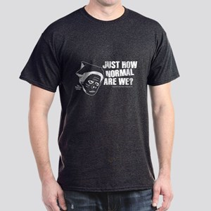 The Twilight Zone: Normal Dark T-Shirt
