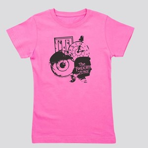 The Twilight Zone: Time Image Girl's Tee
