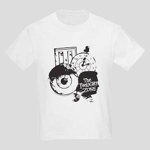 The Twilight Zone: Time Image Kids Light T-Shirt