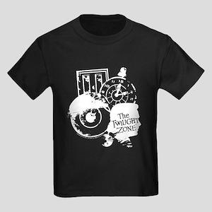 The Twilight Zone: Time Image Kids Dark T-Shirt