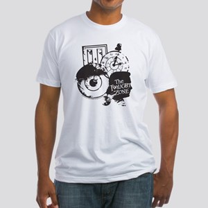 The Twilight Zone: Time Image Fitted T-Shirt