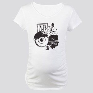 The Twilight Zone: Time Image Maternity T-Shirt