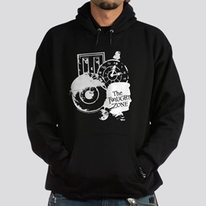 The Twilight Zone: Time Image Hoodie (dark)