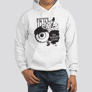 The Twilight Zone: Time Image Hooded Sweatshirt