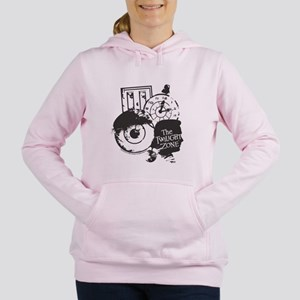 The Twilight Zone: Time Women's Hooded Sweatshirt