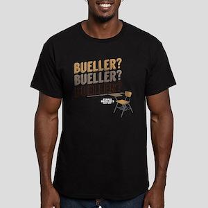 Bueller X3 Men's Fitted T-Shirt (dark)