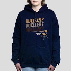 Bueller X3 Women's Hooded Sweatshirt