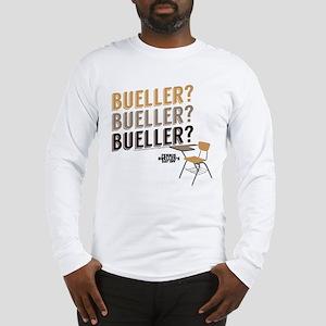 Bueller X3 Long Sleeve T-Shirt