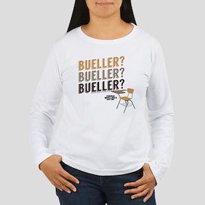 Bueller X3 Women's Long Sleeve T-Shirt