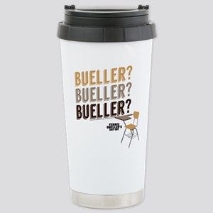 Bueller X3 Stainless Steel Travel Mug