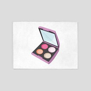 Makeup 5'x7'Area Rug