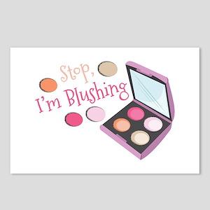 Im Blushing Postcards (Package of 8)