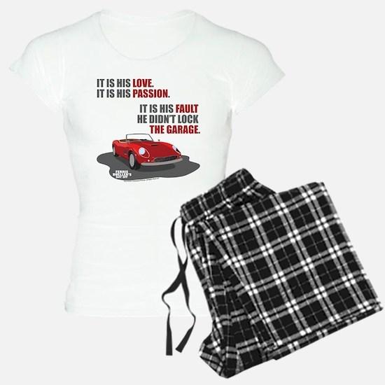 Lock The Garage Pajamas
