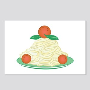 Spaghetti & Meatballs Postcards (Package of 8)
