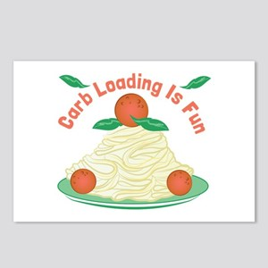 Carb Loading Postcards (Package of 8)