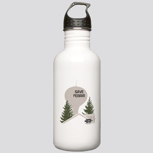 Water Tower Stainless Water Bottle 1.0L