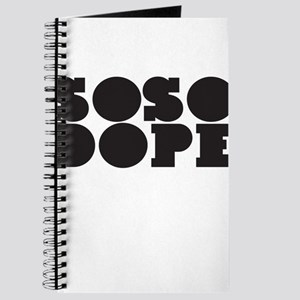 So Dope Journal