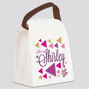 Laverne and Shirley: She's My Shi Canvas Lunch Bag