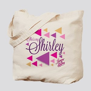Laverne and Shirley: She's My Shirley Tote Bag